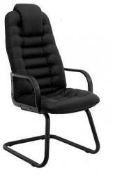 Купить продажа офисное кресло посетителя Тунис Black CF недорого стоимость цена